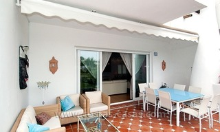 For Sale: Spacious Townhouse with Private Beach Access on the New Golden Mile, Marbella – Estepona 1