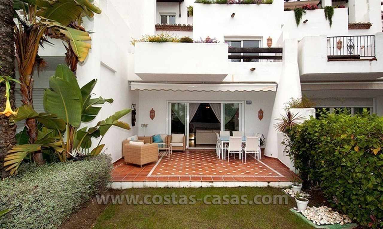 For Sale: Spacious Townhouse with Private Beach Access on the New Golden Mile, Marbella – Estepona 2