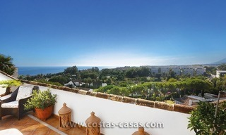 For Sale: Beachside Penthouse near Downtown Puerto Banús, Marbella 0