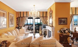 For Sale: Beachside Penthouse near Downtown Puerto Banús, Marbella 1