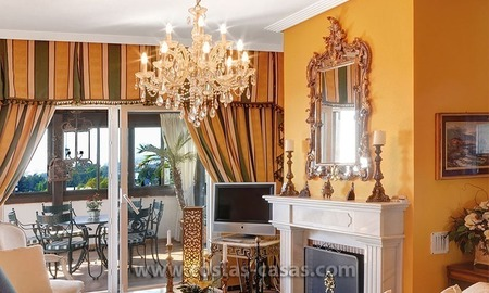 For Sale: Beachside Penthouse near Downtown Puerto Banús, Marbella 2