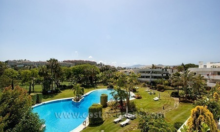 For Sale: Seriously Oversized Modern Golf Apartment in Posh Marbella Estate 0