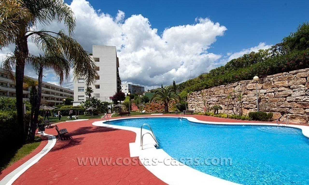 For Sale: Breezy Apartment in West Marbella 1