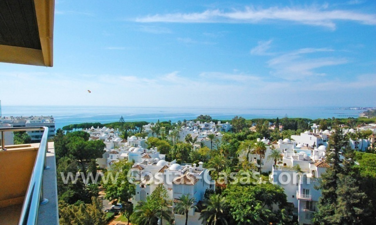 For Sale: Luxury Apartments on the Golden Mile near Beaches and Downtown Marbella 1
