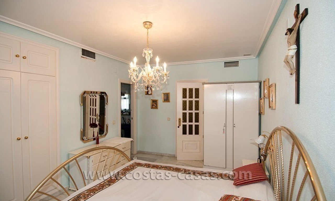 For Sale: Spacious Luxury Apartment nearby Puerto Banús, Marbella 16