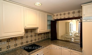 For Sale: Andalusian-Style Duplex Golf Apartment in Estepona – West Marbella 9