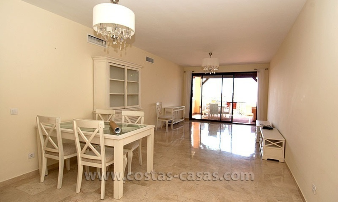 For Sale: Andalusian-Style Duplex Golf Apartment in Estepona – West Marbella 8