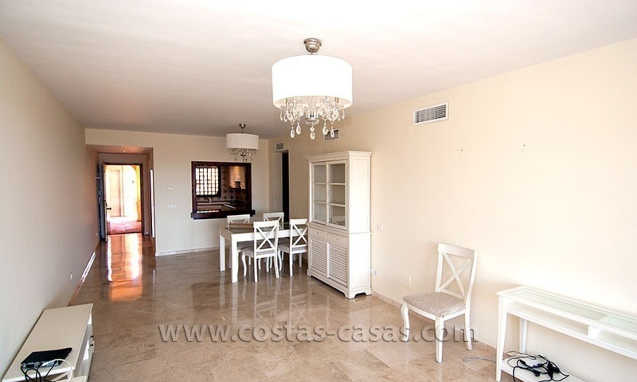 For Sale: Andalusian-Style Duplex Golf Apartment in Estepona – West Marbella 7