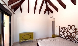 For Sale: Andalusian-Style Duplex Golf Apartment in Estepona – West Marbella 12