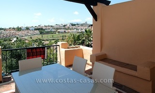 For Sale: Andalusian-Style Duplex Golf Apartment in Estepona – West Marbella 6