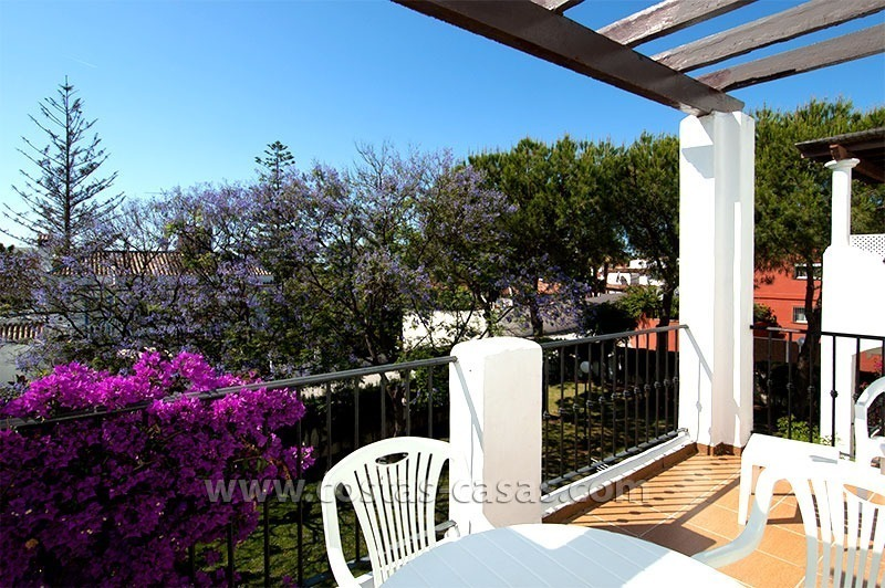 Lovely beachside penthouse apartment for sale, New Golden Mile, Estepona - Marbella