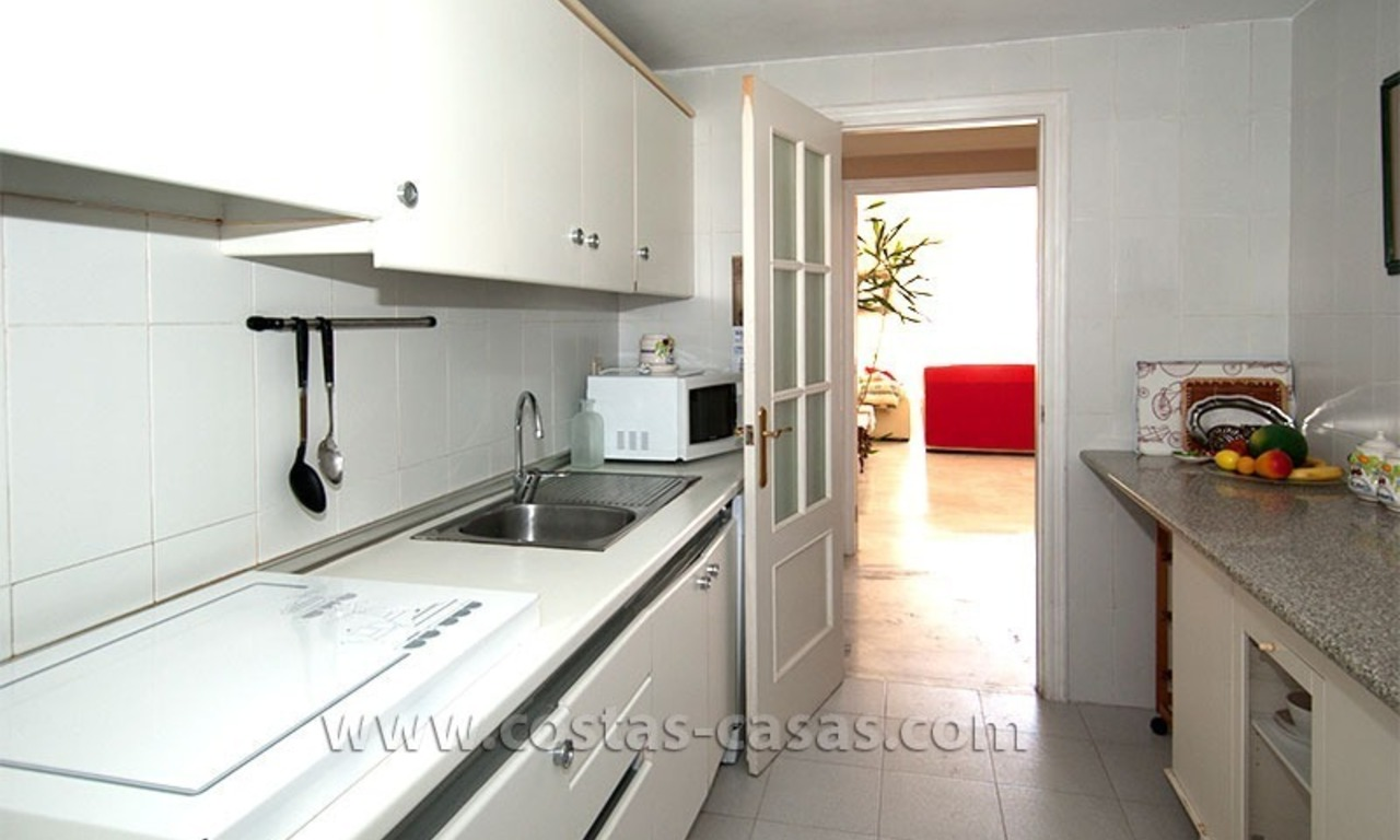 Lovely beachside penthouse apartment for sale, New Golden Mile, Estepona - Marbella 6