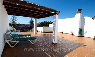 Lovely beachside penthouse apartment for sale, New Golden Mile, Estepona - Marbella 1