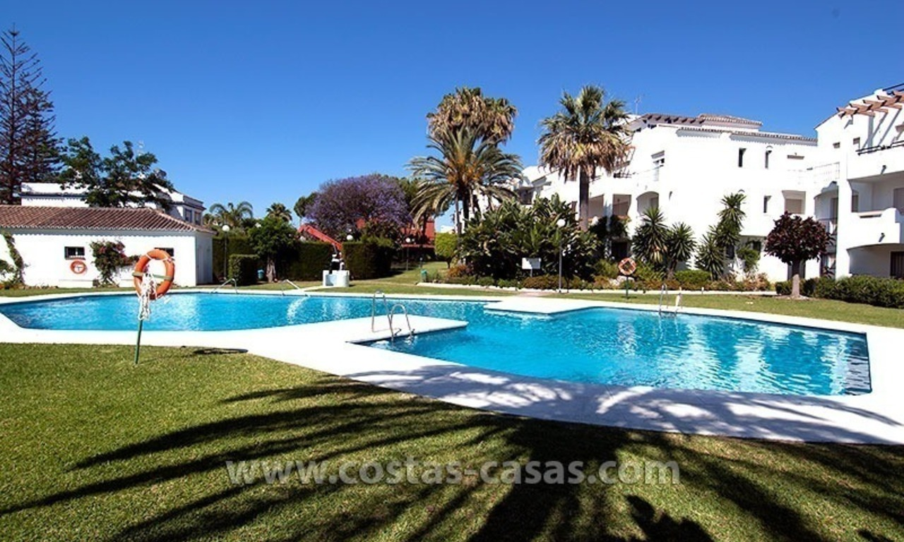 Lovely beachside penthouse apartment for sale, New Golden Mile, Estepona - Marbella 3