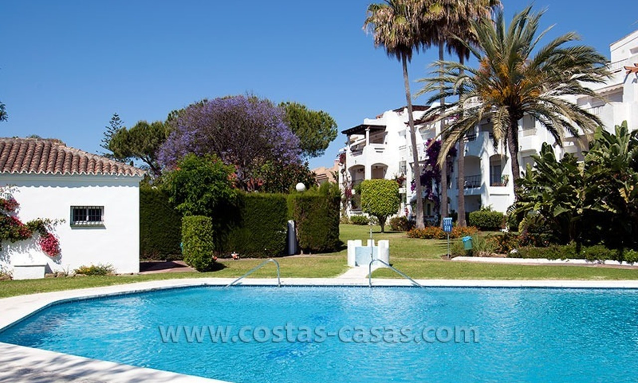 Lovely beachside penthouse apartment for sale, New Golden Mile, Estepona - Marbella 4