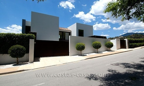 For Sale: Ultra-Modern Luxury Villa in Benahavís, Marbella