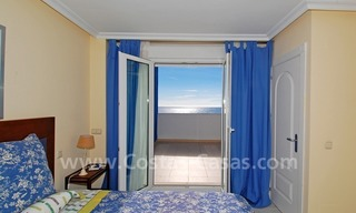Frontline beach house for holiday rent, first line beach, Marbella - Estepona, Costa del Sol, Spain 13