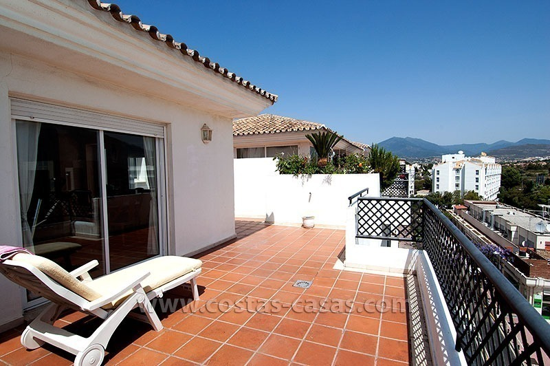 For Sale: Penthouse in the Heart of Puerto Banús, Marbella