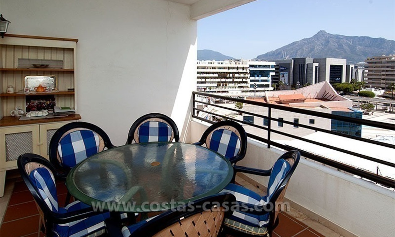 For Sale: Penthouse in the Heart of Puerto Banús, Marbella 3