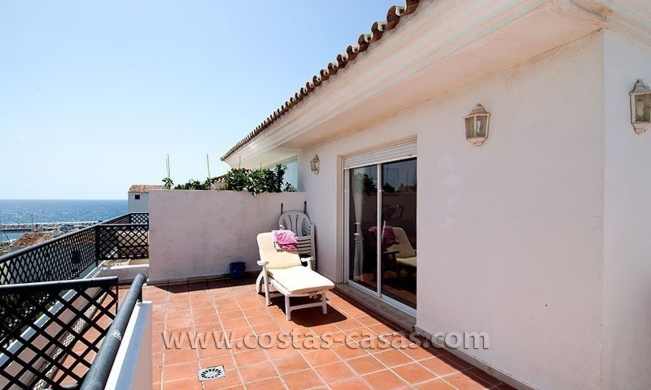 For Sale: Penthouse in the Heart of Puerto Banús, Marbella 24