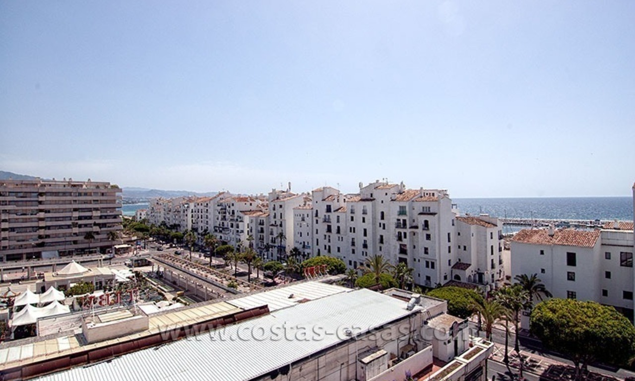 For Sale: Penthouse in the Heart of Puerto Banús, Marbella 26