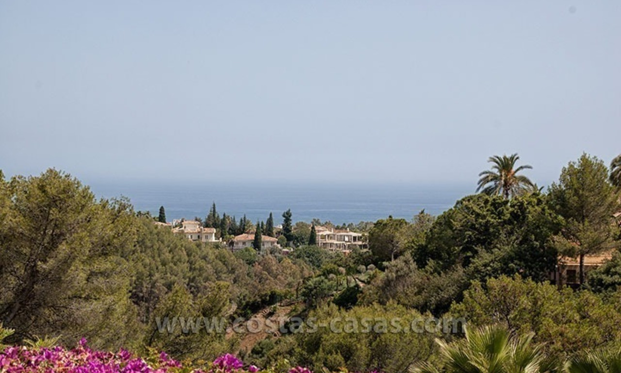 For Sale: Luxury Apartment in Sierra Blanca, Golden Mile, Marbella 1