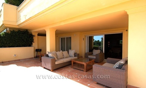 For Sale: Luxury Apartment in Sierra Blanca, Golden Mile, Marbella