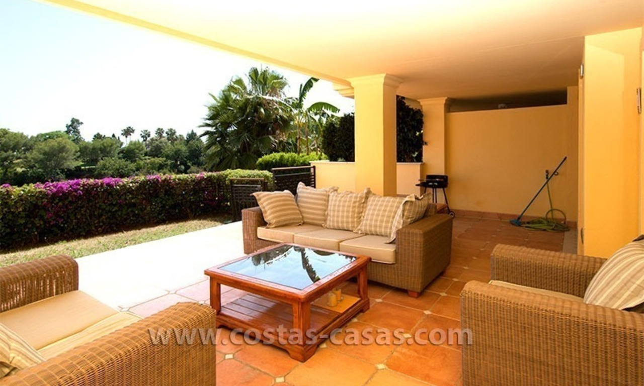 For Sale: Luxury Apartment in Sierra Blanca, Golden Mile, Marbella 2