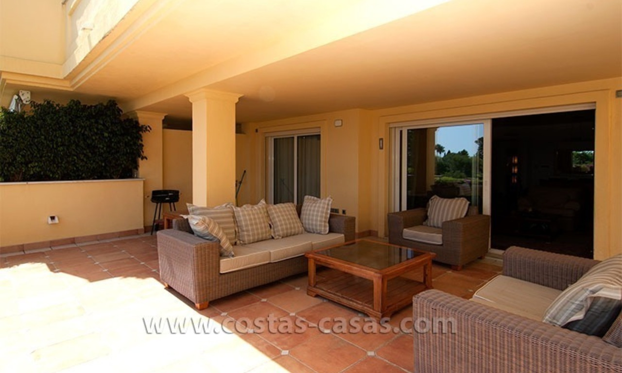 For Sale: Luxury Apartment in Sierra Blanca, Golden Mile, Marbella 3