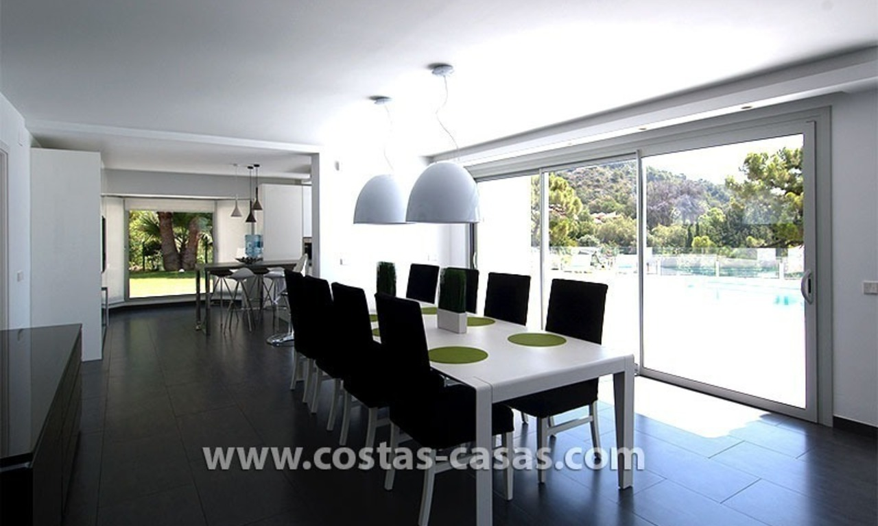 For Sale: Luxury Modern Villa in Exclusive Area of Sierra Blanca - Golden Mile – Marbella 2