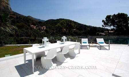 For Sale: Luxury Modern Villa in Exclusive Area of Sierra Blanca - Golden Mile – Marbella 3