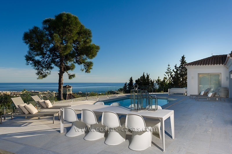 For Sale: Luxury Modern Villa in Exclusive Area of Sierra Blanca - Golden Mile – Marbella