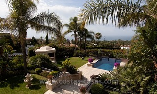 For Sale: Luxury Mediterranean Villa on the Golden Mile – Marbella 2