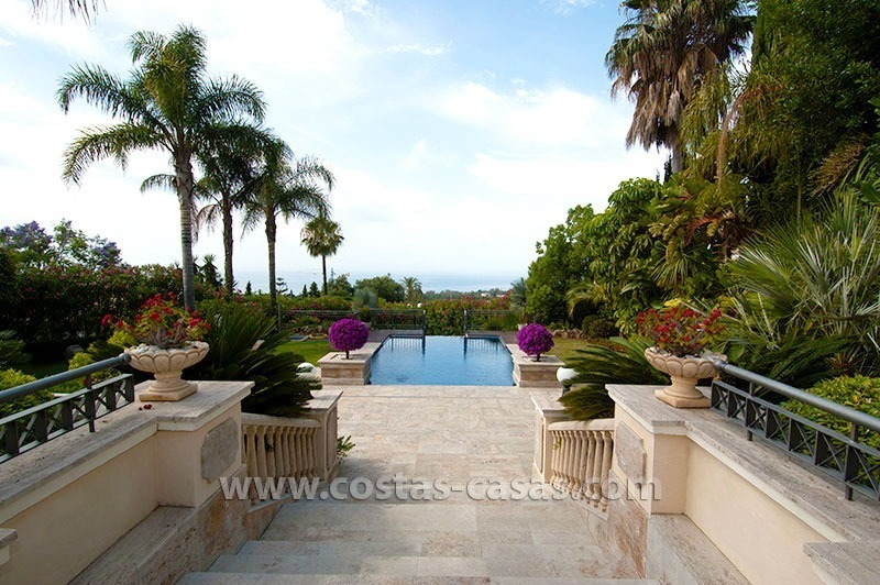 For Sale: Luxury Mediterranean Villa on the Golden Mile – Marbella
