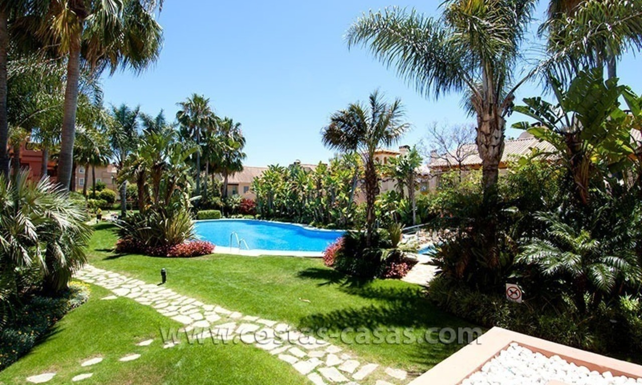 For sale: Beachside apartment next to Puerto Banus – Marbella 0