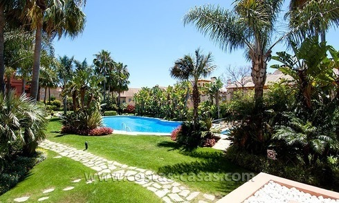 For sale: Beachside apartment next to Puerto Banus – Marbella