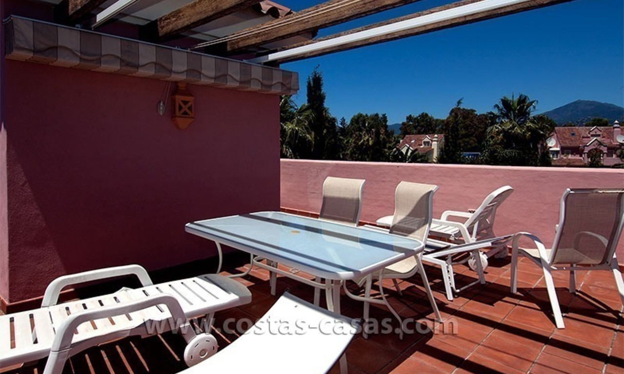For Sale: Beachfront Villa in Puerto Banús next to San Pedro de Alcántara, Marbella 23