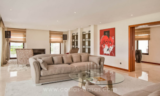 Contemporary style villa for sale in La Zagaleta between Benahavís and Marbella 22720