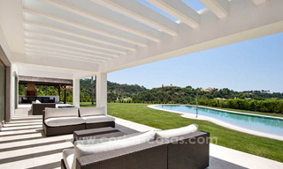 Contemporary style villa for sale in La Zagaleta between Benahavís and Marbella 22731