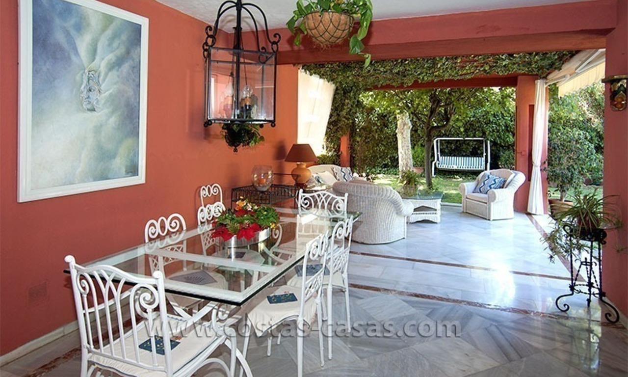 For Sale: Beachside Villa in West Marbella 0