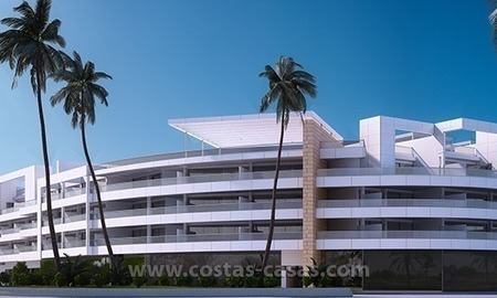 For Sale: Luxury Apartments at Resort for 50+ Living in Marbella
