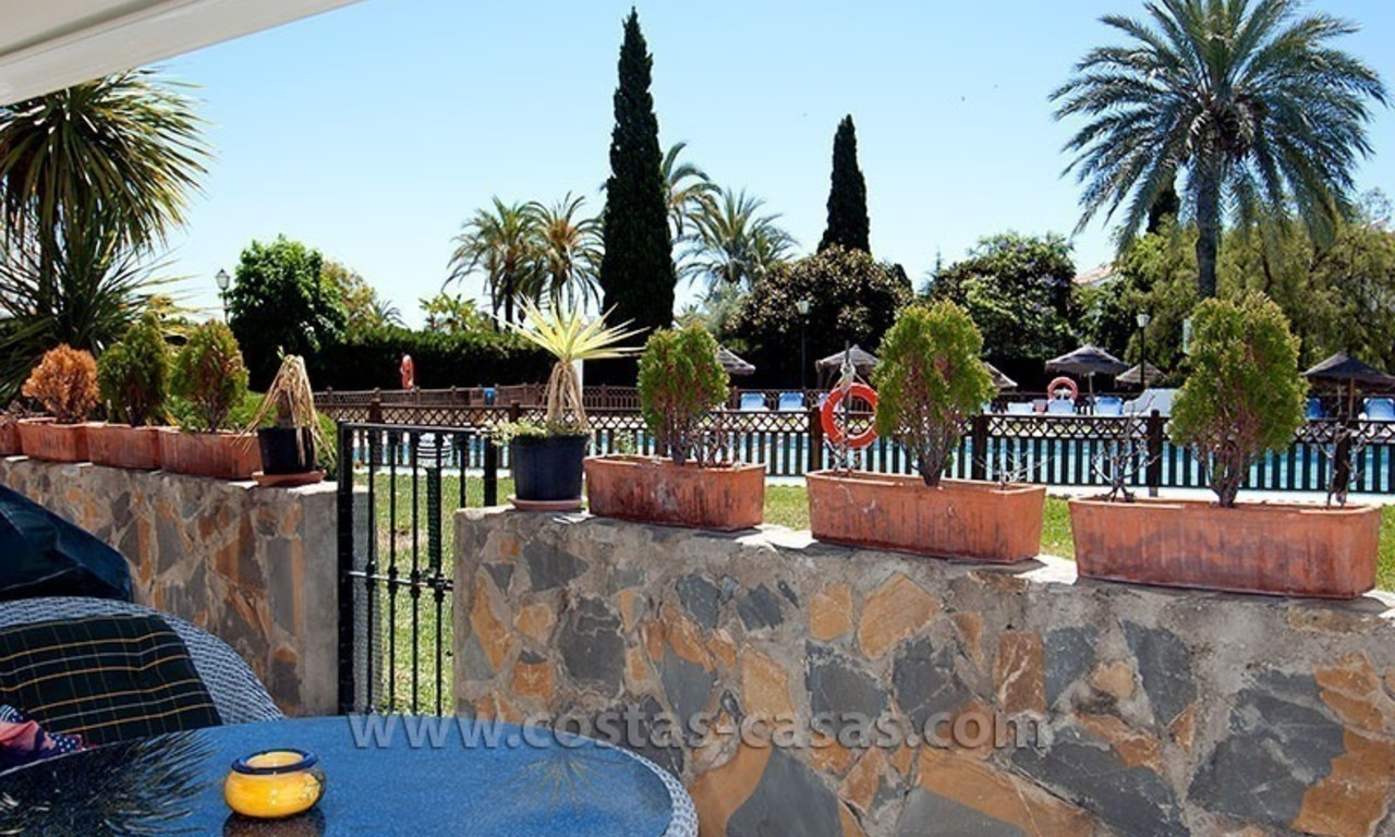 For Sale: Cozy Apartment near Puerto Banús, Marbella 0