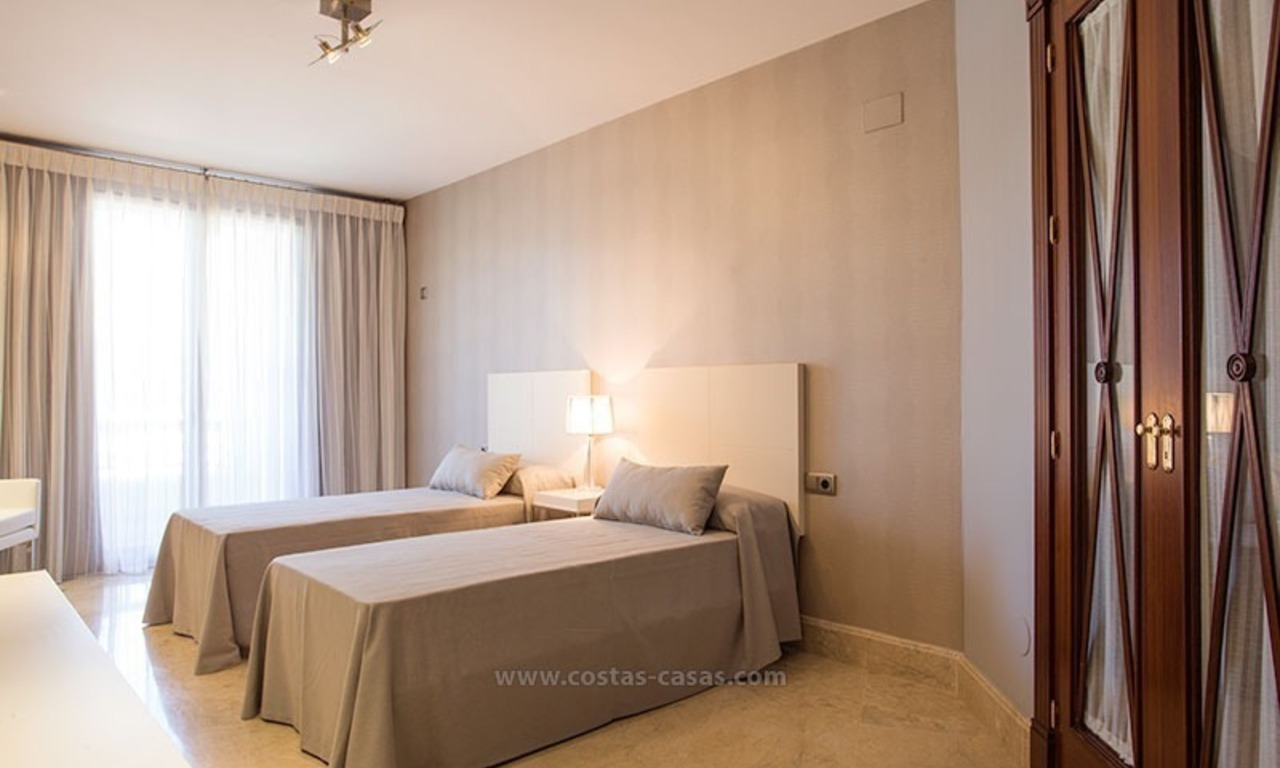 For Sale: Beachfront Luxury Apartments in San Pedro - Marbella. Opportunity: 3 bedroom apartment! 13