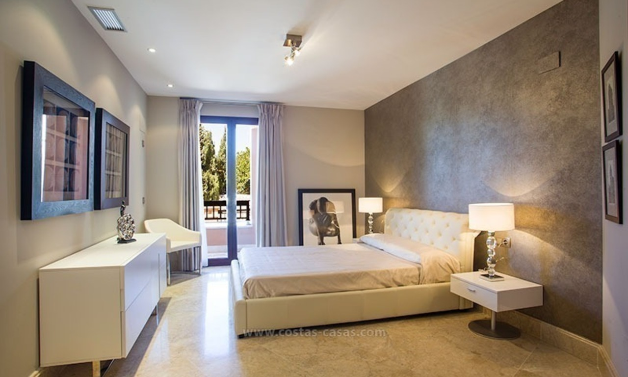 For Sale: Beachfront Luxury Apartments in San Pedro - Marbella. Opportunity: 3 bedroom apartment! 14
