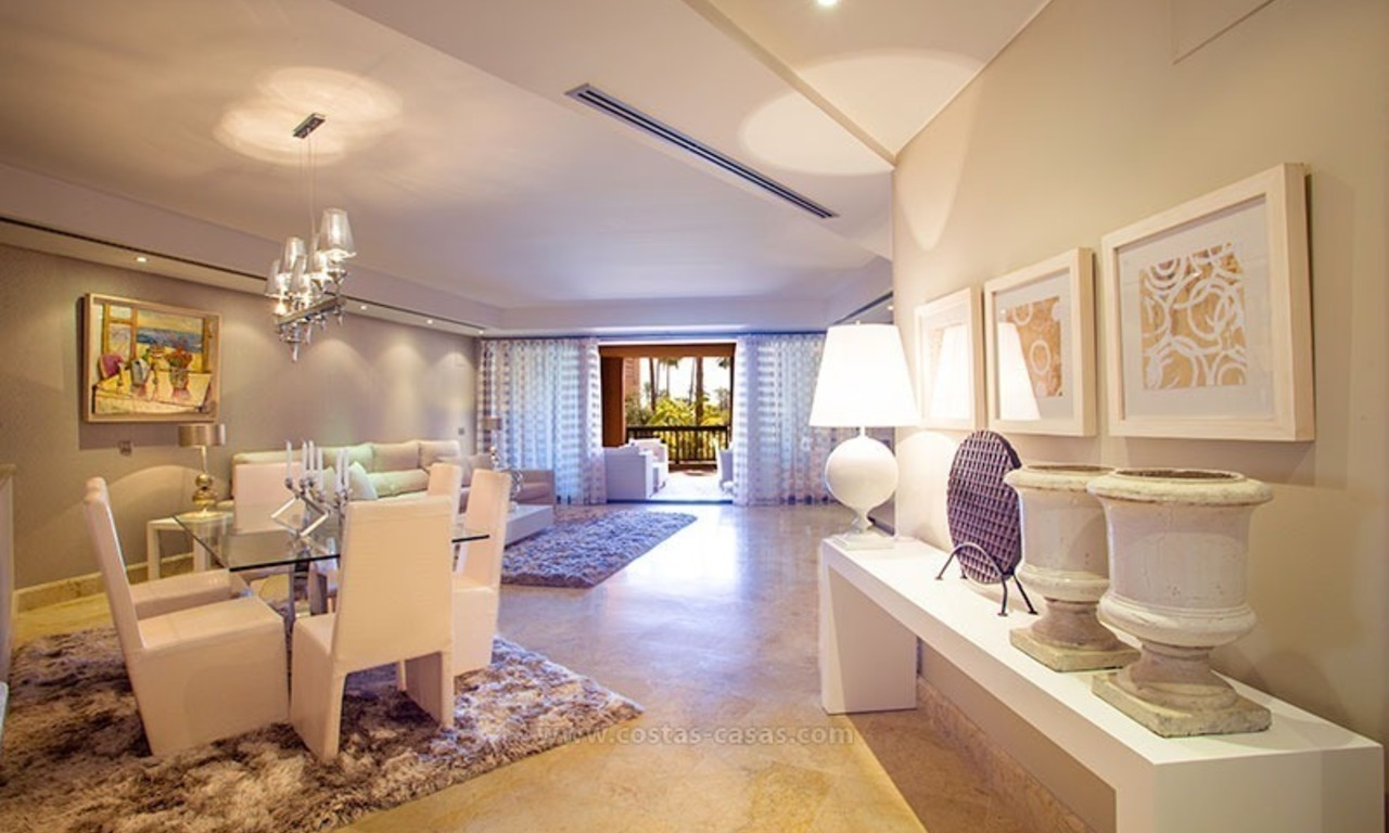 For Sale: Beachfront Luxury Apartments in San Pedro - Marbella. Opportunity: 3 bedroom apartment! 7