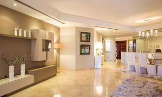 For Sale: Beachfront Luxury Apartments in San Pedro - Marbella. Opportunity: 3 bedroom apartment! 9