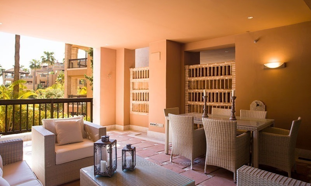 For Sale: Beachfront Luxury Apartments in San Pedro - Marbella. Opportunity: 3 bedroom apartment! 2