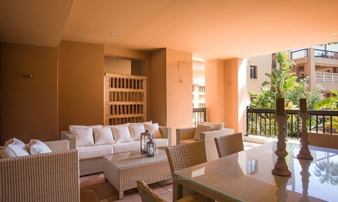 For Sale: Beachfront Luxury Apartments in San Pedro - Marbella. Opportunity: 3 bedroom apartment! 4