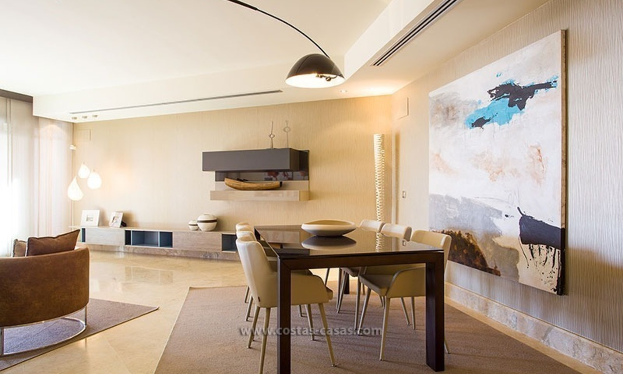 For Sale: Beachfront Luxury Apartments in San Pedro - Marbella. Opportunity: 3 bedroom apartment! 31