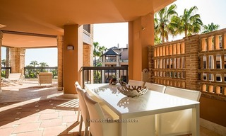 For Sale: Beachfront Luxury Apartments in San Pedro - Marbella. Opportunity: 3 bedroom apartment! 23